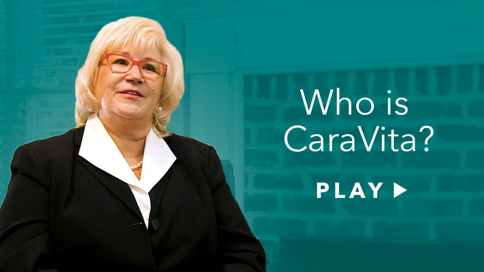 Who is CaraVita thumbnail picture for video