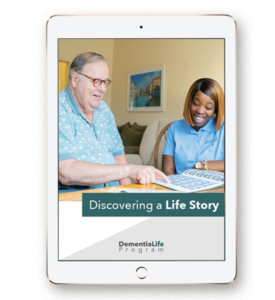 Discovering a Life Story eBook CaraVita's Dementia Life Program was designed to help address not only the physical needs of those living with dementia, but also to celebrate their social, spiritual, and emotional needs as well. A dementia diagnosis does not have to be the end. Instead, it can be the beginning of a beautiful new journey with your loved one, and we want to make that possible.