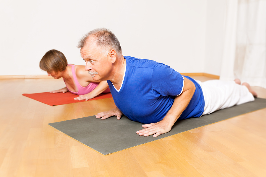 Elderly Care Alpharetta GA - Helping Your Elderly Loved One Get More Into Fitness