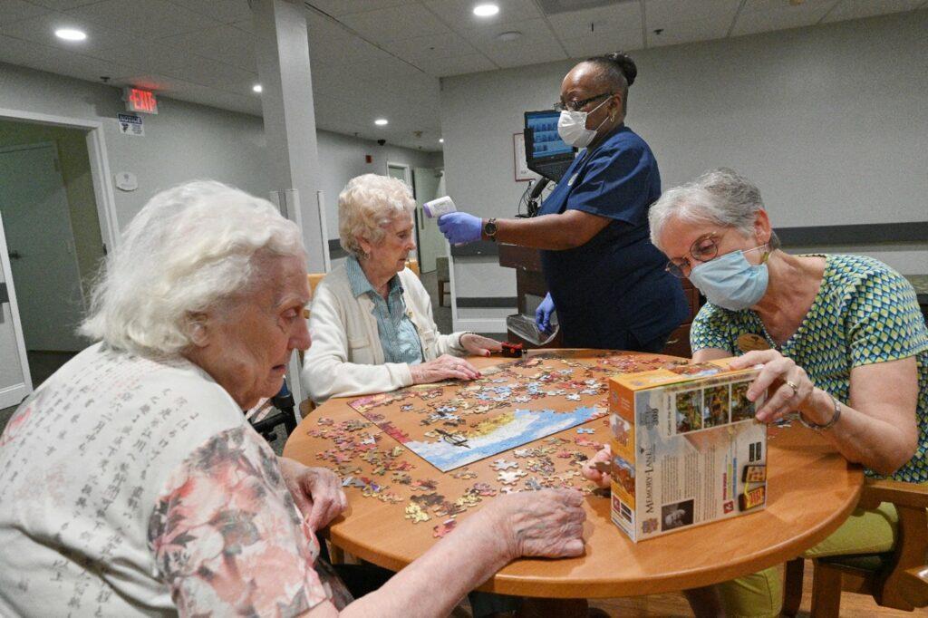 Senior Care Roswell GA