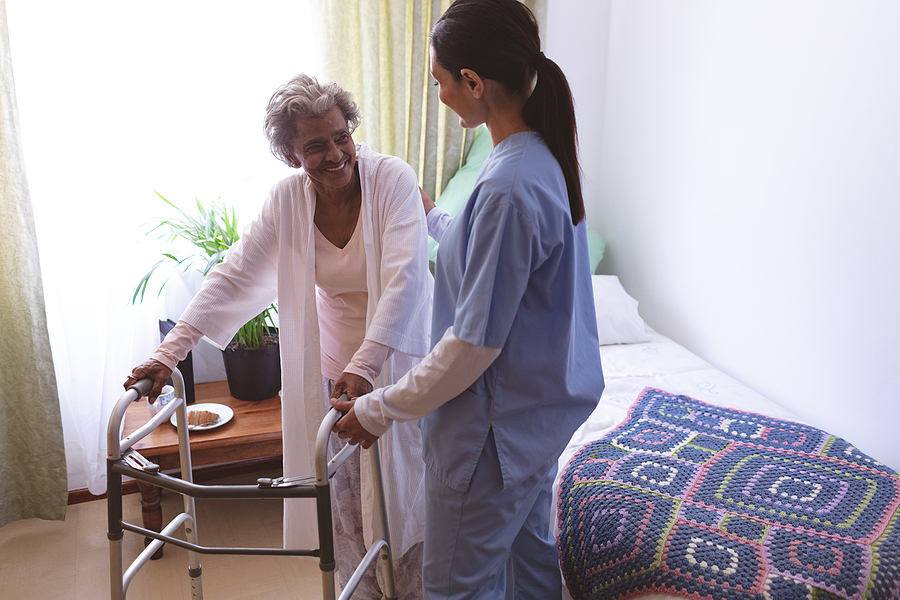 24-Hour Home Care Marietta GA - Tips for Handling Urinary Incontinence in Seniors
