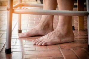 Companion Care At Home Alpharetta GA - Foot Health Warning Signs to Watch Out for